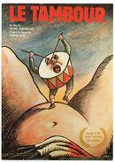 CPM - Editions La CIGOGNE - A 120 - LE TAMBOUR - PALME D'OR, XXXII è FESTIVAL DE CANNES - Posters On Cards