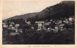 CPA OLIVESE - VUE GENERALE - Autres Communes