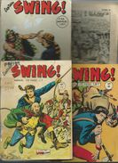 Captain Swing 11, 36, 44 Et 66 - Captain Swing
