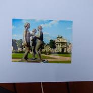 """L'Arc De  Triomphe Du  Carrousel Et  Les  """" Trois Nymphes"""" De  Maillot - Statues"""