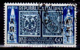 Italia-F01828 - 1952 - Sassone N. 690 (o) Used - Senza Difetti Occulti. - 6. 1946-.. Repubblica