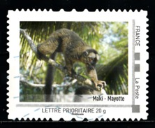 Collector Les Départements D'Outre-Mer 2012 : Maki - Mayotte - Collectors
