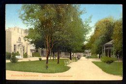 Rohitsch-Sauerbrunn Fullhaus Und Styriabrunnen / Postcard Circulated, 2 Scans - Slovenia