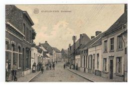 ST-GILLIS-WAAS  Kerkstraat - Sint-Gillis-Waas