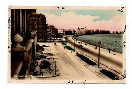 ÉGYPTE . ALEXANDRIA . THE CORNICHE - Réf. N°6586 - - Alexandrië