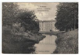 Schilde. Kasteel - Château SPREEUWENBORG - Schilde