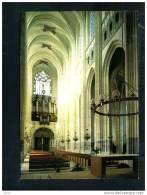 44  NANTES  La Nef De La Cathedrale Haute De 37 M 50 - Nantes