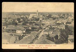 Balkanski Rat 1912 - La Guerre Balkanique 1912 / Postcard Not Circulated, 2 Scans - Andere Oorlogen