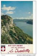 73 AIX-LES-BAINS Lac Du Bourget La Chambotte (cpsm Couleur) - France