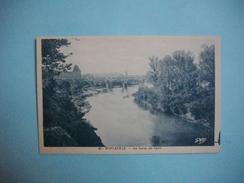 MONTAUBAN   -  82  -  Les Bords Du Tarn  -  Tarn Et Garonne - Montauban