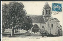 Yvelines : Montchauvet, L'Eglise - Autres Communes