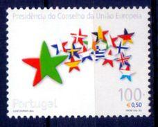 2000 Portugal Portuguese Presidency Of European Union (1v) MNH (M-212) - 1910-... Republic