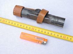 RARE LUNETTE SNIPER Z.F.4  ALLEMAGNE W.W.2 Fabrication DOW + CUIR  .... à Voir !!!!!!!!!!!!! - Optique