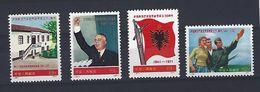 CHINA Michel  1098/1101 - MNH - Postfris - Neuf Sans Charniere - 1949 - ... République Populaire