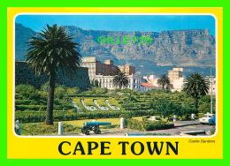 CAPE TOWN, AFRIQUE DU SUD - THE CASTLE, BUILT IN 1666 - GARDENS - - Afrique Du Sud