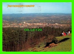 PIETERMARITZBURG, AFRIQUE DU SUD - WORLD'S VIEW OF THE CITY - TRAVEL IN 1987 - - Afrique Du Sud