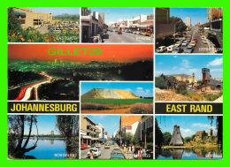 EAST RAND, AFRIQUE DU SUD -  9 MULTIVUES  -  WAYRON POSTCARD DIST. - - Afrique Du Sud