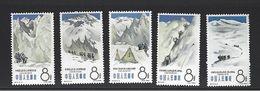 CHINA Michel  868/872 - MNH - Postfris - Neuf Sans Charniere - Neufs