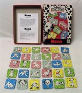 JEU DE SOCIETE - MEMORY - 102 Dalmatiens - Edition Selecta 2001 - Other