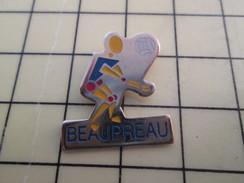 Pin512H Pin's Pins / Beau Et Rare / SPORTS : VOLLEY-BALL CLUB DE BEAUPREAU - Fencing