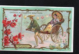 Chocolat Guerin Boutron, ..., JAPON, PYRUS OU POIRIER DU JAPON - Guerin Boutron