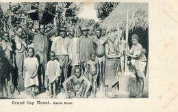 LIBERIA(TYPE) NUE(GRAND CAP MOUNT) - Liberia