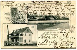 LIBERIA(CAPE PALMAS) GRUSS - Liberia
