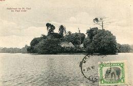 LIBERIA(SAINT PAUL RIVER) - Liberia