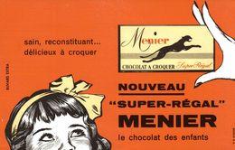 BUVARD MENIER CHOCOLAT A CROQUER - Cocoa & Chocolat