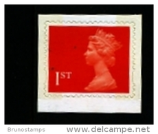 GREAT BRITAIN - 1993  MACHIN  1st  SELF ADHESIVE  MINT NH  SG Y1789 - 1952-.... (Elisabetta II)