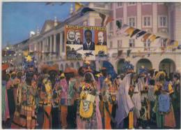 ANGOLA CARNAVAL DA VICTORIA DE 1981 NICE STAMP - Angola