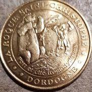 La Roque Saint Christophe  2003 - Monnaie De Paris