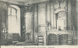 Hardinghen - Château - Villa Bon Sejour - Le Grand Salon - Francia