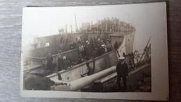 H.M.S. 1916 ( A Découvrir ) - Unclassified