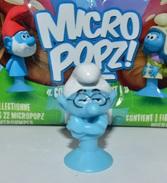 Les Schtroumpfs Micropopz ! : LE  SCHTROUMPF A LUNETTE - Smurfs