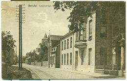 Brecht - Lessinstraat : 1935 Met Op Rugzijde Stempel Afzendkantoor Brecht - Brecht