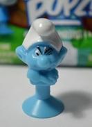 Les Schtroumpfs Micropopz ! : LE  SCHTROUMPF COSTAUD - Smurfs