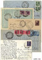 * Trieste AMG-VG - 20 Lettere/cart. Con Varietà Di Affr. Tra Cui Molte Per L'estero + 2 Cart. Postali. - Stamps