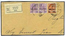Y Colonie - Piccolo Insieme Di 13 Frammenti Di Eritrea, Libia E Somalia. Qualità Mista. - Stamps