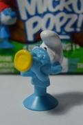 Les Schtroumpfs Micropopz ! : LE  SCHTROUMPF MUSICIEN - Smurfs