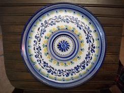 PIATTO IN CERAMICA Del  1920 - Ceramics & Pottery
