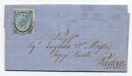 * CAMPOSAMPIERO 18/10 - C1 Ann. Di Regno 20/15 C. (23) Su Lett. A Padova. - Unclassified