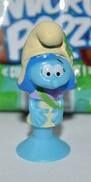 Les Schtroumpfs Micropopz ! : LE  SCHTROUMPF TEMPETE - Smurfs