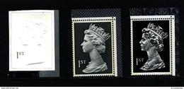 GREAT BRITAIN - 1999  MACHIN 1st CLASS  SET  EX PRESTIGE BOOKLET   MINT NH - Nuovi