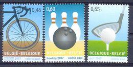 BELGIE    (WEU 073) - Postzegels