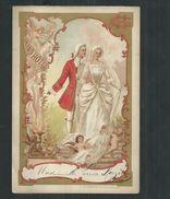 Menu Du Grand Hotel De Paris ,1899;imprimerie C Ruckert - Menus