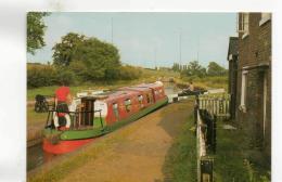 Postcards - Hillmorton Middles Lock - Northern Oxford  - Card No.2340518 - Very Good - Non Classificati