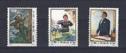 CHINA Michel  1132/34 - MNH - Postfris - Neuf Sans Charniere - 1949 - ... République Populaire