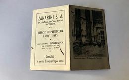 Calendarietto Barbiere Assisi Di Sera: Il Tempio Di Minerva Zanarini 1938 - Calendari