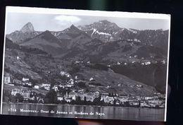 MONTREUX PHOTO CARTE - Suisse